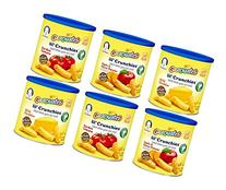 Gerber Graduates Little Crunchies Whole Grain Corn Snacks