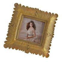 Gift Garden 4x4 Square Gold Picture Frame Vintage Frames 4