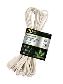 GoGreen Power GG-24720 16/2 20' Household Extension Cord -