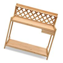 go2buy Potting Bench Outdoor Garden Planting Work Station