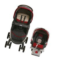 Graco FastAction Fold Click Connect Travel System/Click