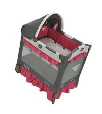Graco Travel Lite Crib, Alma
