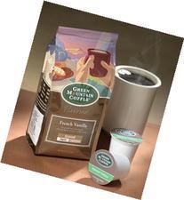 Green Mountain Coffee French Vanilla Ground - 12 Ounces