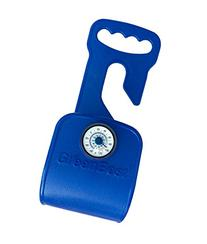 Durable Rust-free Hose Hanger, Blue