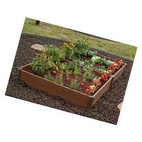 "Greenland Gardener Raised Bed Garden Kit - 42"" x 84"" x 8"