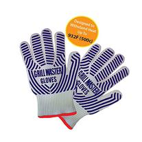 Oven Gloves Extreme Heat Resistant Gloves Ideal BBQ Gloves