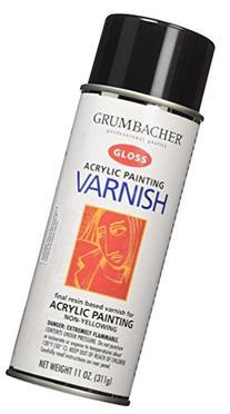 Spray Varnish For Acrylic Paintings | Searchub