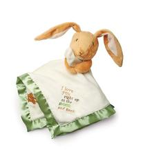 Guess How Much I Love You Nutbrown Hare Blanky & Plush Toy,