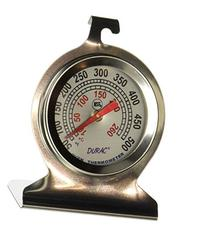 H-B DURAC B61320-2000 Bi-Metallic Oven Thermometer; 10 to