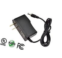 HDView 12V DC 1A 1000mA Power Adapter Supply UL Listed