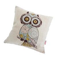 HOSL Square Decorative Throw Pillow Case Cushion Cover