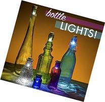 6 Pack of Rechargeable Bottle Lights,HOTOR LED Wine Cork