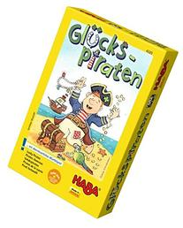 HABA Lucky Pirates - An Adventurous Dice Game for Ages 4 and