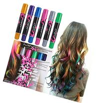 Hair Chalk - Metallic Glitter Temporary Hair Color - Edge