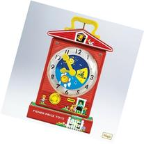 Hallmark 2011 Music Box Teaching Clock Fisher Price -