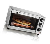 Hamilton Beach 31401 Stainless Steel 4 Slice Toaster Oven
