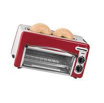 Hamilton Beach Toastation 2-in-1 2-Slice Toaster & Oven