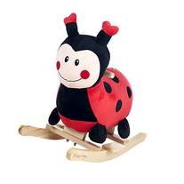 Happy Trails Rocking Lucy The Ladybug Ride On