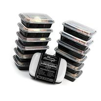 Heim Concept Premium Meal Prep Food Containers with Lids