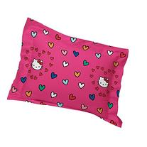 Hello Kitty Free Time Standard Sham PINK