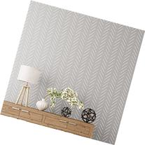 Herringbone Simple wall stencils for painting - Expedited 3
