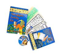 Hieroglyphic Activity Kit Made in Egypt