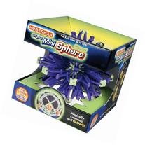 Hoberman Mini Sphere Expanding Universe Glow Toy