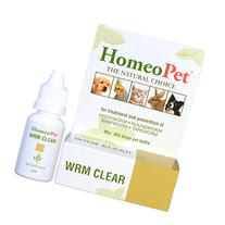 HomeoPet Wrm Clear 15 ml by HOMEO-PET