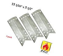 Hongso SPF781  Stainless Steel Heat Plate Replacement for