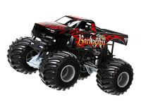Hot Wheels Monster Jam Barbarian Die-Cast Vehicle, 1:24