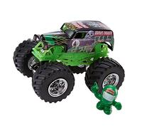 Hot Wheels Monster Jam Grave Digger Vehicle