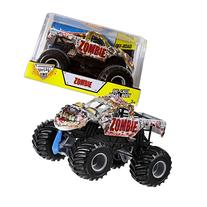Hot Wheels Year 2014 Monster Jam 1:24 Scale Die Cast