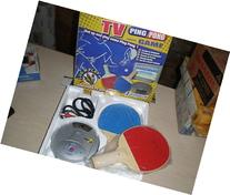 Hyperkin Ping Pong Table Tennis TV Video Game Console - Play