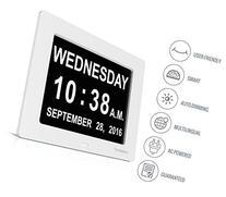 INNOCLOCK - Most Advanced - Superior Quality - Calendar Day