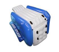 Intex Kool Splash Inflatable Swimming Pool Water Slide +