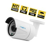 IP Camera, Reolink 4-Megapixel 1440P POE Security IP Camera
