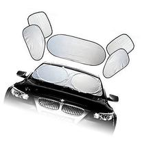 Idealgo Hot Sale Car Windshield Sunshade 6pcs Folding
