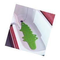 Patrull Alligator Crocodile Rubber Shower Bath Tub Mat Kid