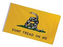 In the Breeze Don't Tread on Me Grommet Flag - 3 x 5 Feet -