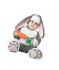 InCharacter Baby's Lil Character Baby Bunny Costume, Dark