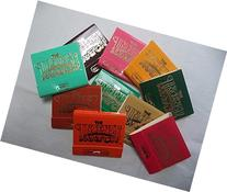 Incense Matches: Lot of 10 Assorted Variety Scented Match