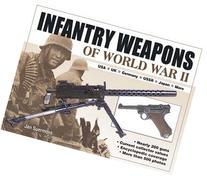 Infantry Weapons of World War II, USA, UK, Germany, USSR,