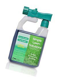 Intense Green Grass Enhancing Booster- Natural Spray
