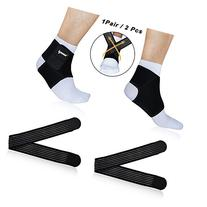 Ankle Support,Adjustable Ankle Brace Breathable Nylon