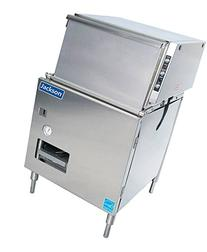 Jackson WWS Delta 5-E, 40 Racks/Hr Glass Washer