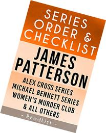 James Patterson Series Order & Checklist: Alex Cross series
