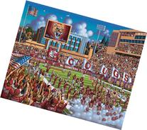 Jigsaw Puzzle- Washington State Cougars Football 500 Piece