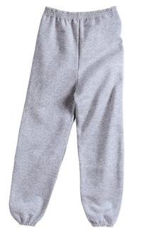 Joe's USA - Youth Soft and Cozy Sweatpants Athletic Heather