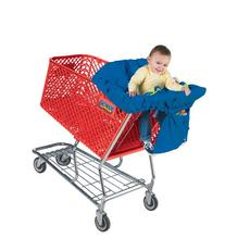 Jolly Jumper Sani-Shopper Shopping Cart Cover With Safety