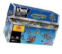 K'NEX 1241835 Model Building Set, 480 Pieces